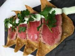 Tuna Crisp
